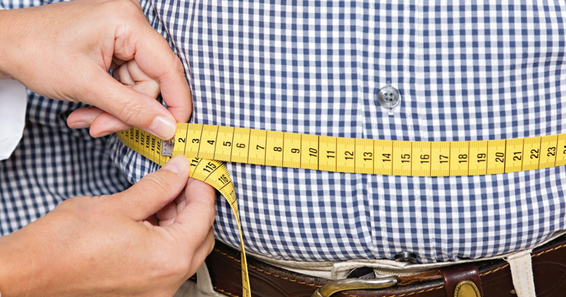 Sätze von Übergewicht und Fettleibigkeit